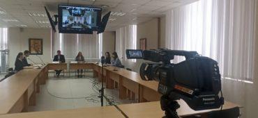 Региональная видеоконференция Молодежных избирательных комиссий Иркутской области «МИК в деле!»